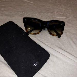 *AUTHENTIC* Celine sunglasses